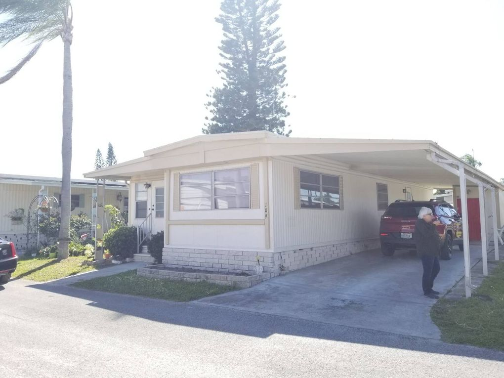 Best Mobile Home Park In Pinellas County Fl