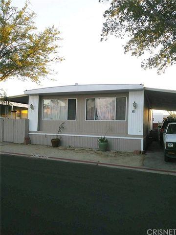3524 E Avenue R Spc 61, Palmdale, CA 93550
