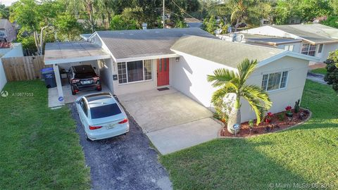 Photo of 6611 Allen St, Hollywood, FL 33024