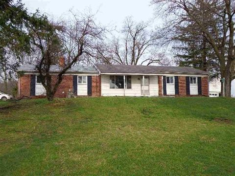 6061 S County Road 900 W, Daleville, IN 47334