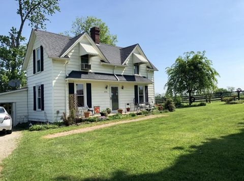 2918 Washburn Rd, Pleasureville, KY 40057