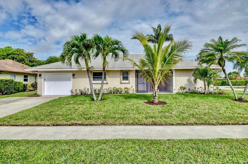 14687 Hideaway Lake Ln, Delray Beach, FL 33484