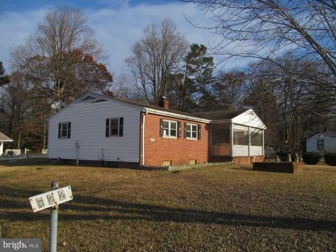Photo of 222 Sullivans Mill Rd, Federalsburg, MD 21632