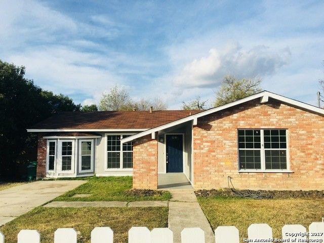 1351 Hunter Blvd, San Antonio, TX 78224