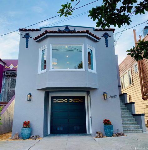 Photo of 2647 23rd Ave, San Francisco, CA 94116