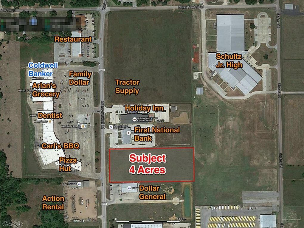 Fm Rd Waller TX Land For Sale And Real Estate - Waller tx map us