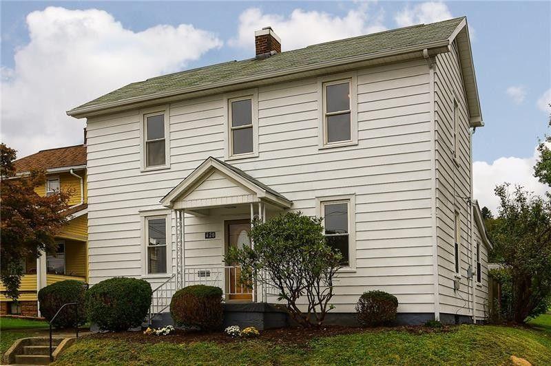 420 Hazel Ave Ellwood City, PA 16117