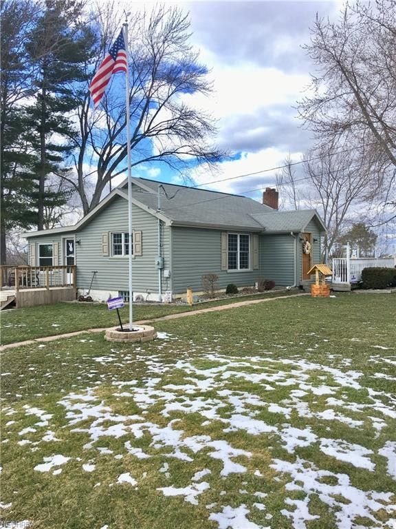 7458 S Palmyra Rd, Canfield, OH 44406