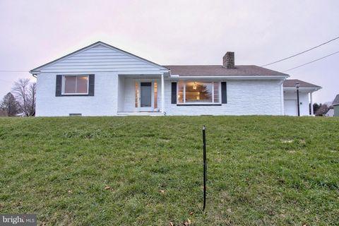 1156 Simmontown Rd, Gap, PA 17527