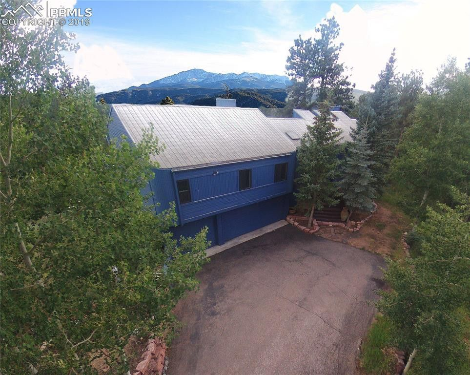 1150 Kings Crown Rd Woodland Park, CO 80863