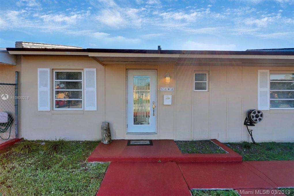 4505 Sw 129th Pl, Miami, FL 33175