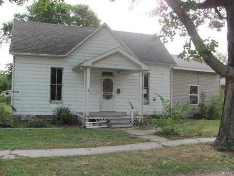 214 2nd St, Carrollton, IL 62016