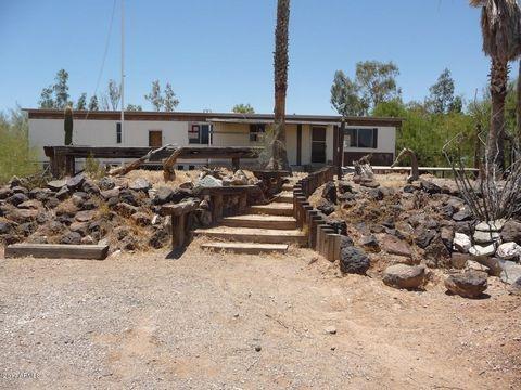 42628 La Posa Rd, Bouse, AZ 85325