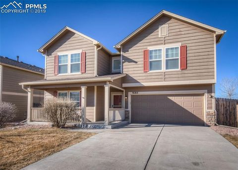 Photo of 9185 Sand Myrtle Dr, Colorado Springs, CO 80925