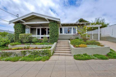 South Park San Diego Ca Real Estate Homes For Sale Realtor Com