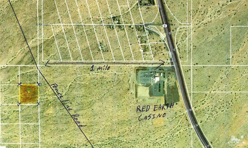 Highway 86 Raw Land, Salton Sea Beach, CA 92275