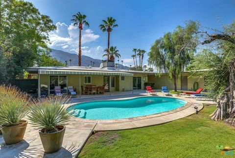 1140 S Calle Marcus, Palm Springs, CA 92264