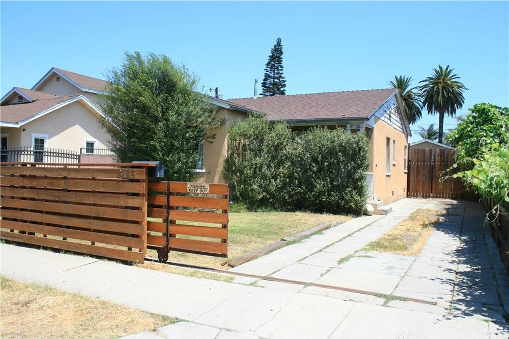 3146 Curts Ave Los Angeles, CA 90034