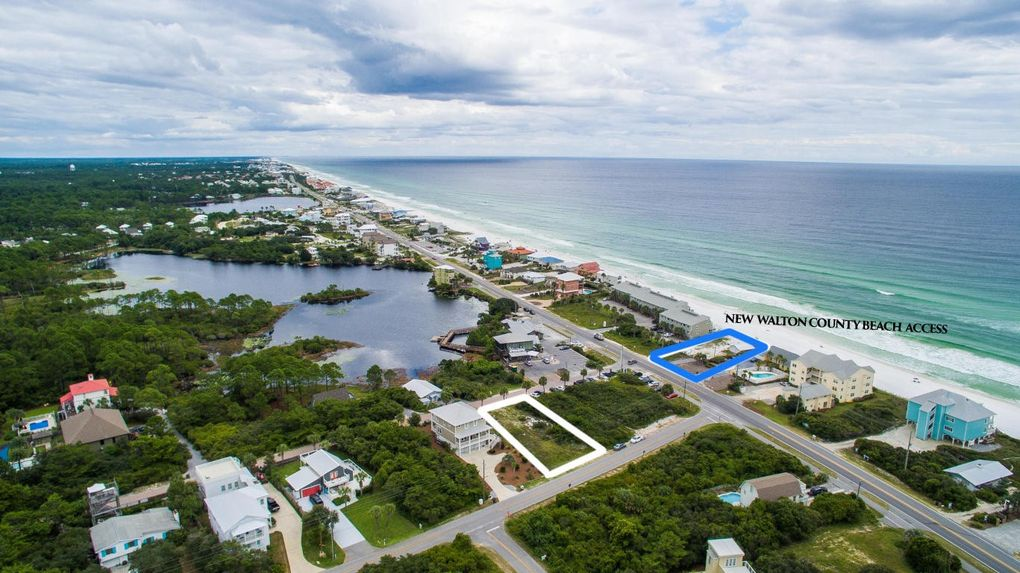 Homes For Sale On The Bay In Santa Rosa Beach Fl