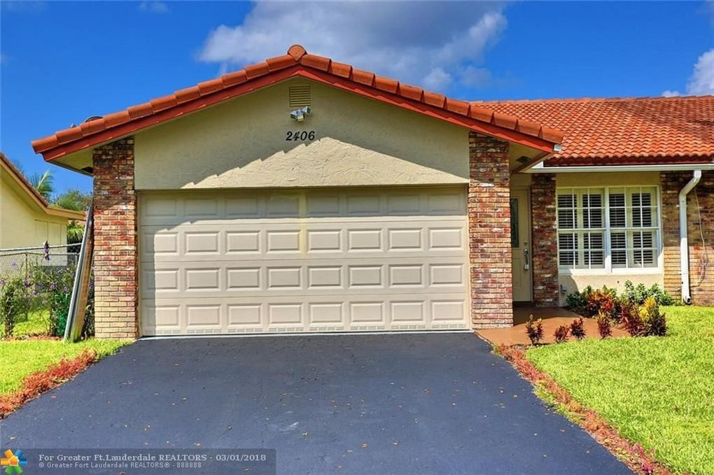 2406 Nw 91st Ave Coral Springs Fl 33065 Realtor