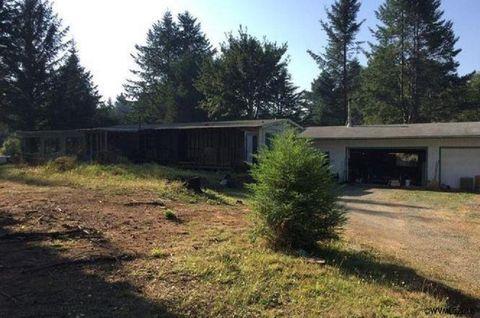 11841 Cornett Rd, Brookings, OR 97415