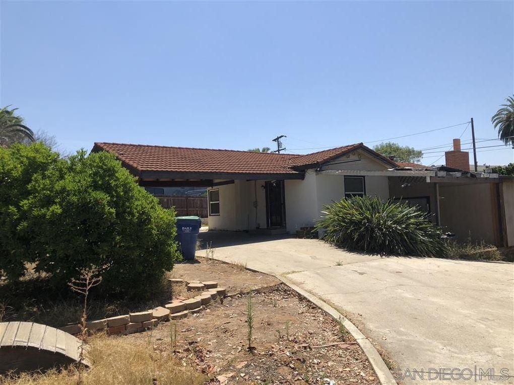 1676 Grove Rd El Cajon, CA 92020