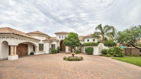 5316 E Doubletree Ranch Rd, Paradise Valley, AZ 85253