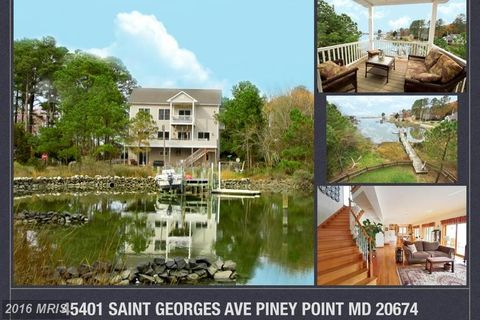 45401 Saint Georges Ave, Piney Point, MD 20674