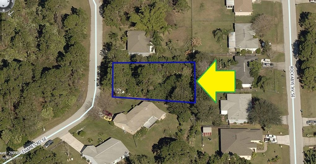 2117 Thames Rd Se Palm Bay FL Land For Sale and Real