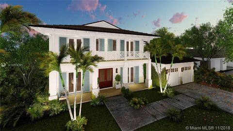 P O Of Southmi Fl 33143 House For Sale