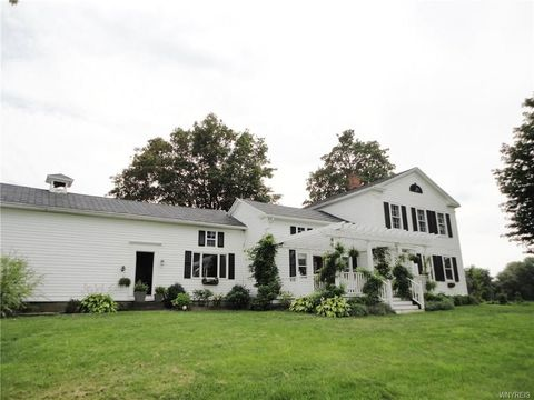1788 Dunkley Rd, Leicester, NY 14481