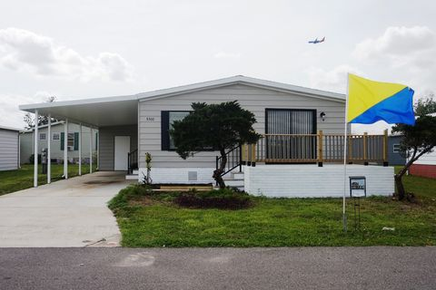 Gulfstream Harbor Mobile Home Park, Orlando, FL Real Estate