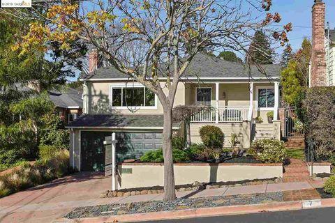 Photo of 7 Westminster Ave, Kensington, CA 94708