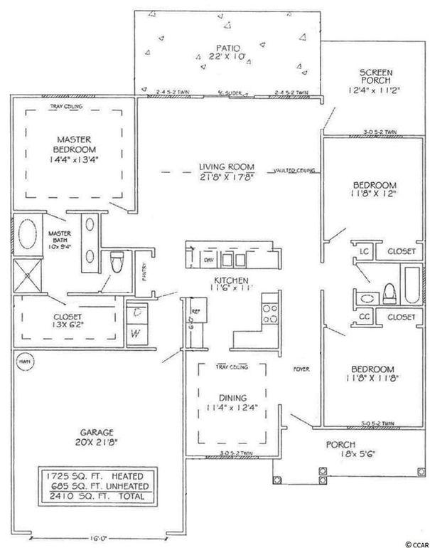 Tbd3 Allsbrook Rd, Loris, SC 29569