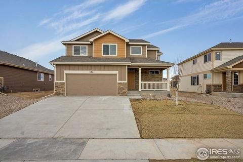 1067 Mt Oxford Ave, Severance, CO 80550