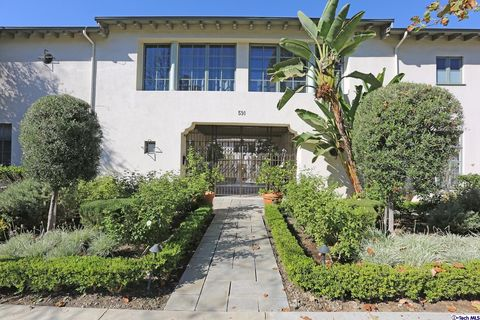591 S Marengo Ave Unit 5, Pasadena, CA 91106
