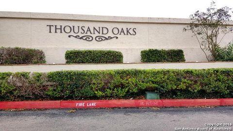 2255 Thousand Oaks Dr, San Antonio, TX 78232