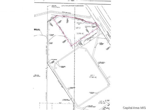 Taylorville Il Land For Sale Real Estate
