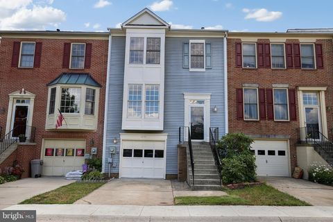 Frederick MD Real Estate Frederick Homes for Sale realtor – Gambrill Gardens Floor Plans