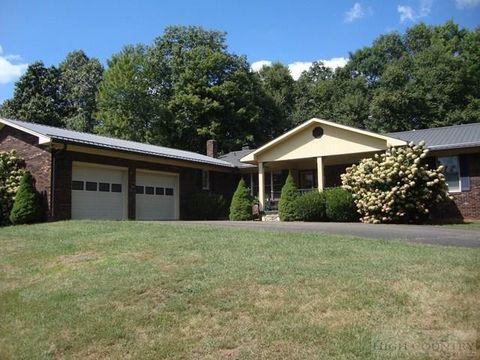 225 Birchwood Ln, West Jefferson, NC 28694