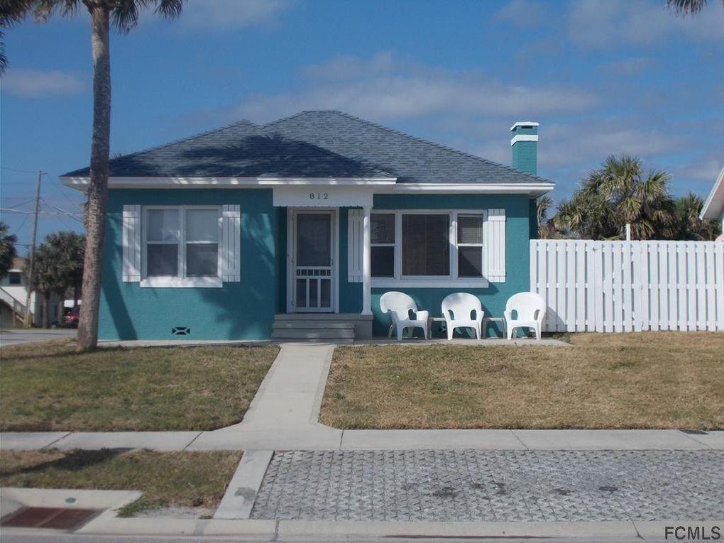 Strange 812 S Central Ave Flagler Beach Fl 32136 Home Interior And Landscaping Eliaenasavecom