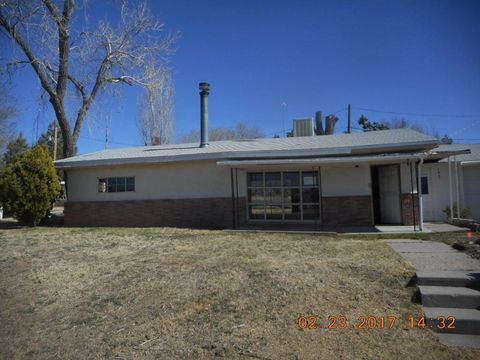 1303 Will Rogers, Santa Rosa, NM 88435