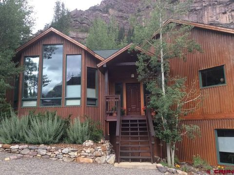 Photo of 508 Oak St, Ouray, CO 81427