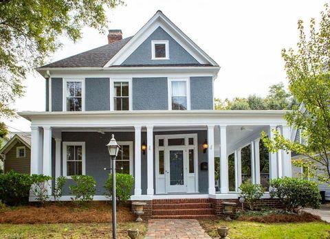 P O Of 710 Magnolia St Greensboro Nc 27401 House For Sale