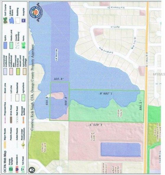 Apopka Florida Map.505 Votaw Rd Apopka Fl 32703 Land For Sale And Real Estate