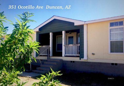 351 Ocotillo St, Duncan, AZ 85534