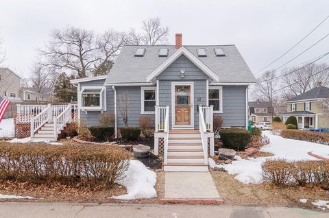 Photo of 12 Somerville Ave, Braintree, MA 02184