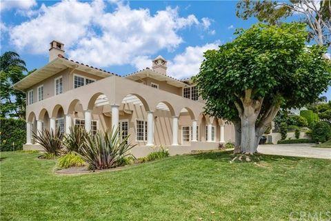 1537 Via Zurita, Palos Verdes Estates, CA 90274