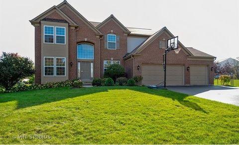 24915 W Prairie Grove Dr, Plainfield, IL 60585