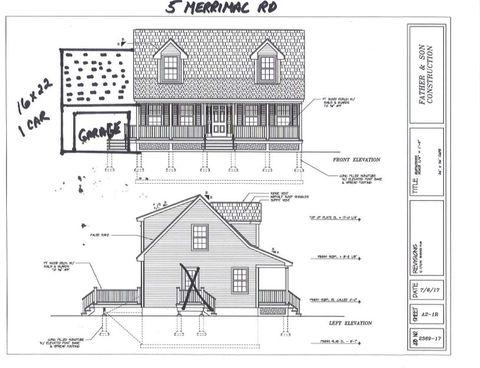 5 Merrimac Rd, Newton, NH 03858